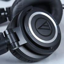 Audio-Technica ATH M50 image