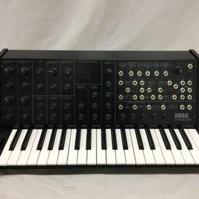 Korg MS-20 Mini Semi-Modular Analog Synthesizer Customer Return
