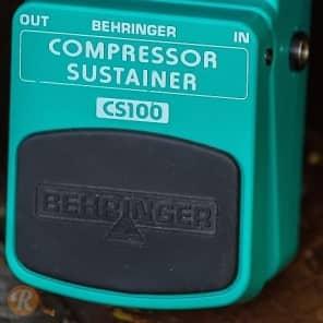 Behringer CS100 Compressor