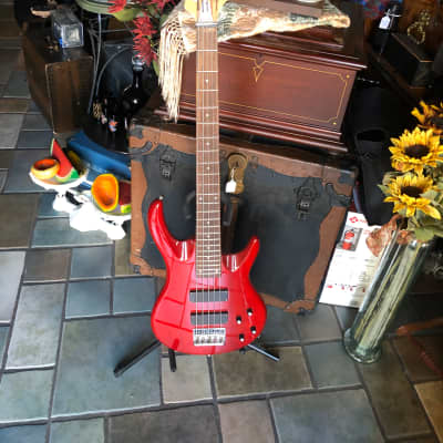 Eagle S101 Bass  Red for sale