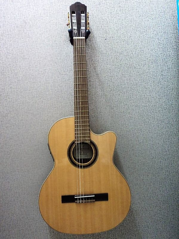 Kremona Performer Series Rondo R65CW Cutaway/Electric Nylon String Guitar - # 1A image