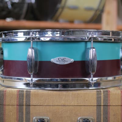 C&C Super Flyer Snare Drum
