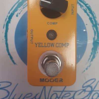 MOOER Yellow Comp Compressore for sale