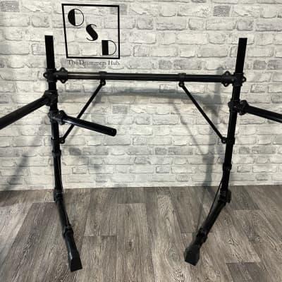 Alesis DM5 Black Drum Rack Stand Frame / Accessory / Hardware