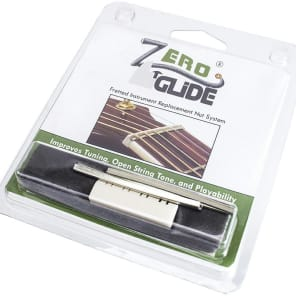 Zero Glide ZS-10 Slotted Mandolin Replacement Nut