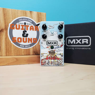 MXR DD25 Green Day Dookie Drive Overdrive