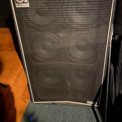 Ampeg Svt610hlf Black + Cover