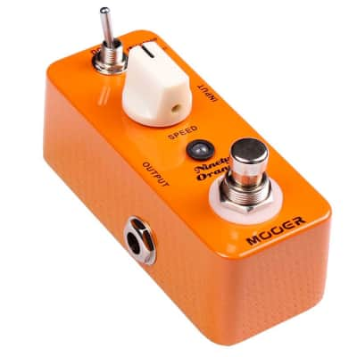 Mooer Ninety Orange Vintage Phaser Guitar Effect Pedal NEW