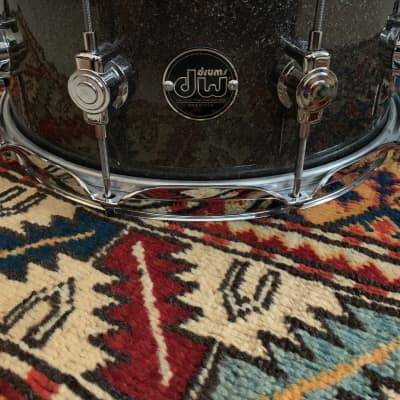 DW Performance Series 14x6.5 Snare Pewter Sparkle