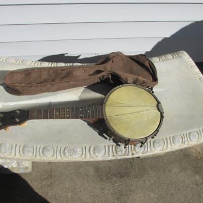 Vintage SS Stewart University Banjolele 4 String for sale