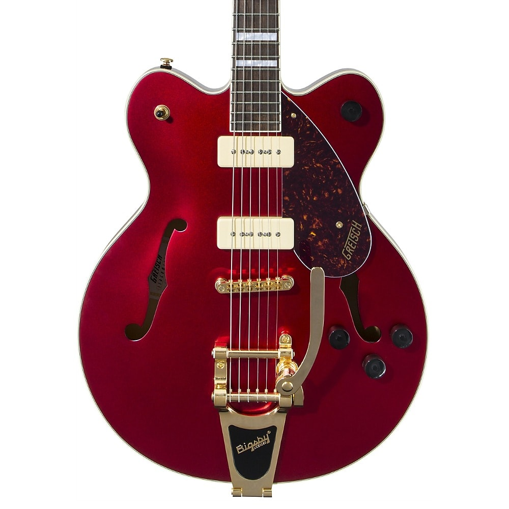 Gretsch G2622TG-P90 Limited Edition Streamliner Center Block P90 Candy  Apple Red Pre-Order