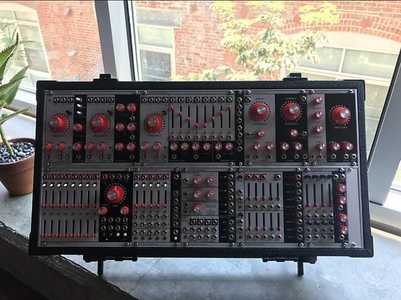 verbos electronics eurorack modular synthesizer dark reverb. Black Bedroom Furniture Sets. Home Design Ideas