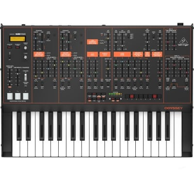 Behringer Odyssey 37 Key Analog Synthesizer