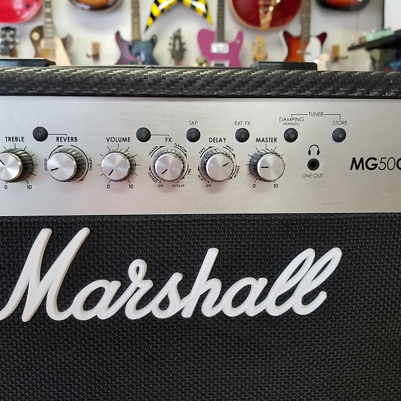 marshall mg50cfx 1x12 50w guitar combo guitarpedalshoppe reverb. Black Bedroom Furniture Sets. Home Design Ideas