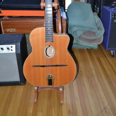 Jim Triggs DJ Mack Short Scale 2003 natural for sale