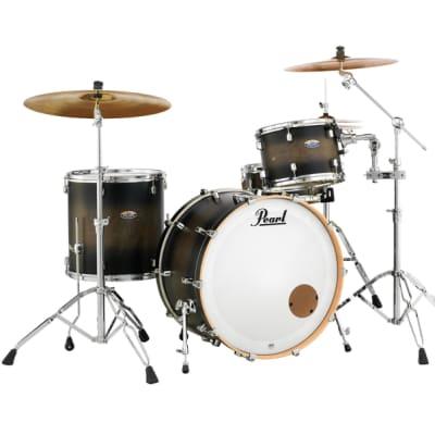 """Pearl Decade Maple 18""""x16"""" Floor Tom Drum SATIN BLACKBURST DMP1816F/C262"""