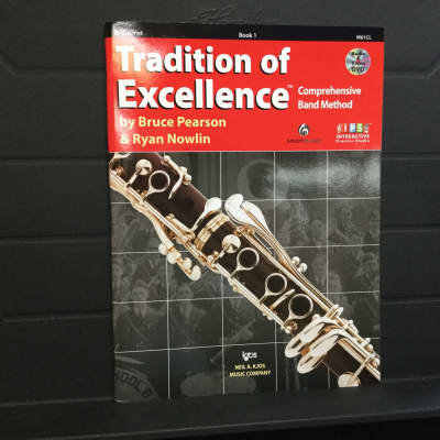 Tradition of Excellence Book 1 Second Edition - Flute