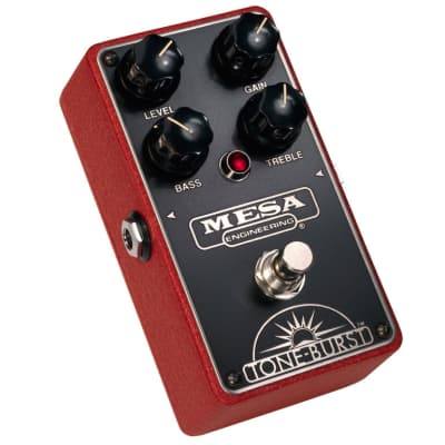 MESA/Boogie Tone-Burst Boost/Overdrive Guitar Pedal for sale