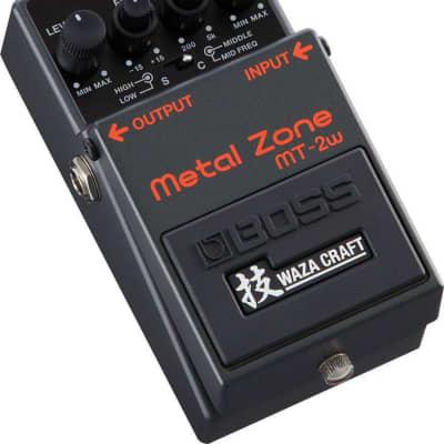 Boss MT-2W Metal Zone Waza for sale