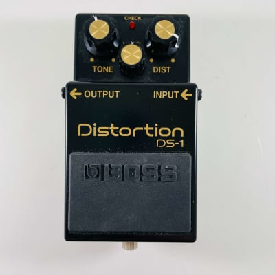 Boss DS-1-4A Distortion 40th Anniversary Edition *Sustainably Shipped*