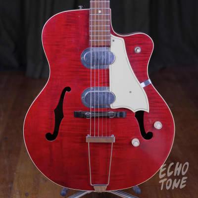1962 Maton 545 Premier (#3 of 145, OHSC) for sale