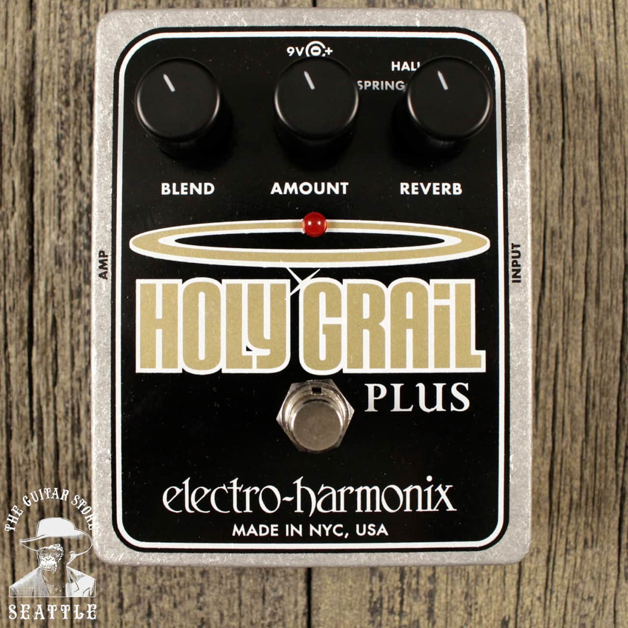 Holy Grail Plus : electro harmonix holy grail plus the guitar store reverb ~ Vivirlamusica.com Haus und Dekorationen