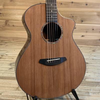Breedlove Premier Concert CE Redwood/East Indian Rosewood Acoustic Guitar