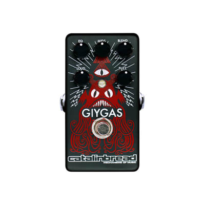 Catalinbread Giygas Fuzz