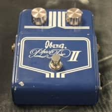 Ibanez  Phase Tone II Blue Phaser Pedal