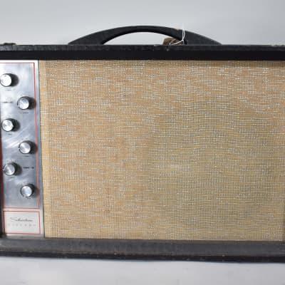 1960s Silvertone Model 1473 Combo Bass Amplifier