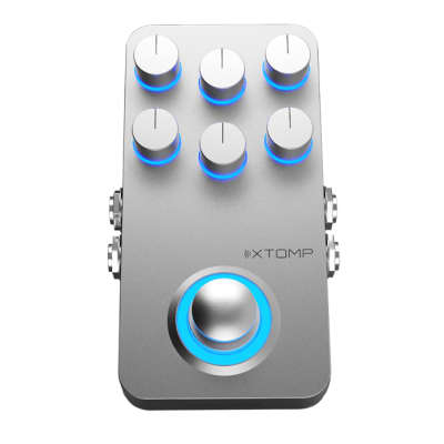 Hotone Xtomp - Bluetooth Multieffects Pedal - 1x opened box for sale