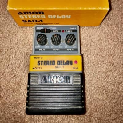 Arion SAD-1 Stereo Delay *gray* for sale