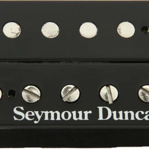 Seymour Duncan SH-4 JB Model Slant Humbucker Pickup for Gibson Nighthawk, Black