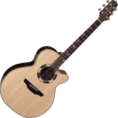 Takamine TSF48C Legacy Series Santa Fe NEX Cutaway Acoustic/Electric Guitar 2020 Natural Gloss for sale