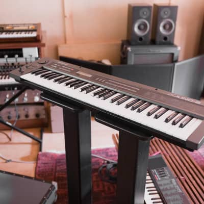 Roland Alpha Juno-2 With Case 61-Key Programmable Polyphonic Synthesizer