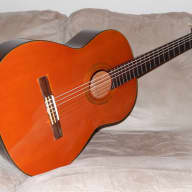 HAND MADE IN JAPAN IN 1971 BY R. MATSUOKA TERRIFIC MORRIS M15 CLASSICAL GUITAR for sale