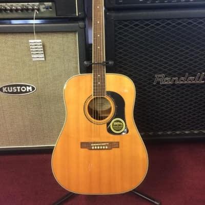 Washburn D10SRNAT Acoustic Guitar USED Gloss Natural FREE Ship! [ProfRev] for sale