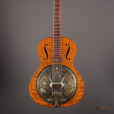 2019 C.F. Holcomb Kodiak, Quilted Mahogany for sale