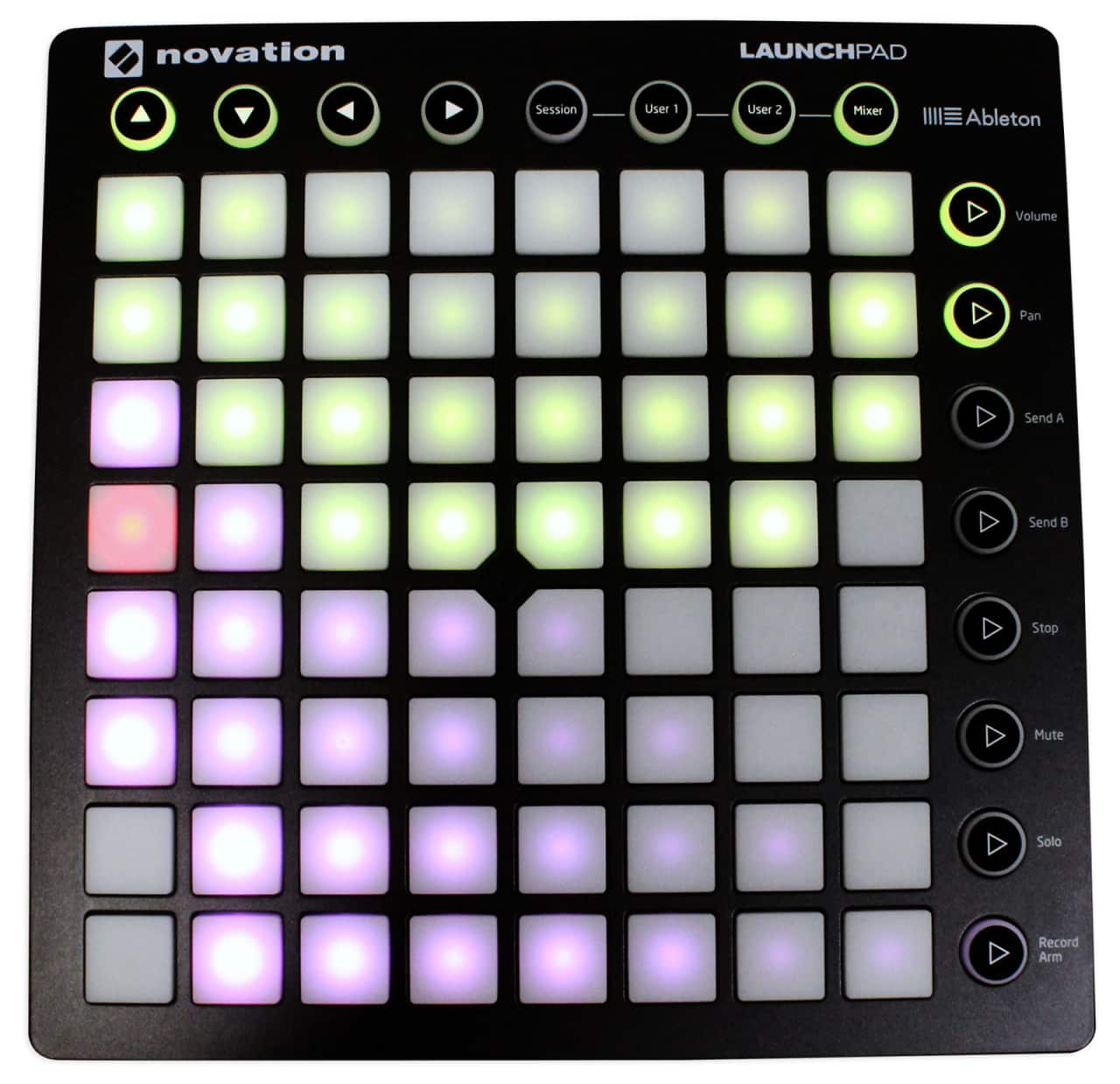 novation launchpad s mk2 mkii midi usb rgb controller reverb. Black Bedroom Furniture Sets. Home Design Ideas