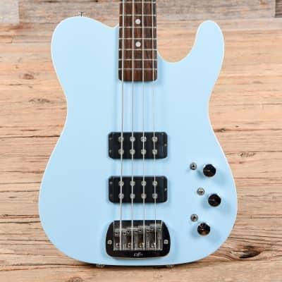 G&L ASAT Bass Blue 2009 for sale