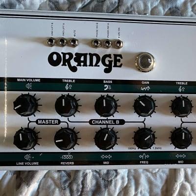 Orange Acoustic Pre Twin Tube Amp Preamp/Active DI