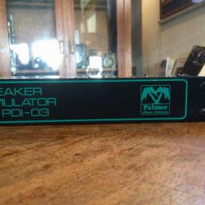Palmer PDI-03 8ohm Speaker Simulator