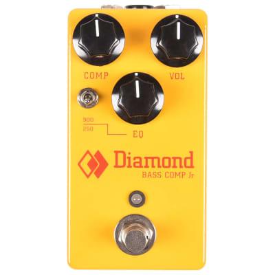 Diamond BCPJr Bass Comp Jr Optical Compressor