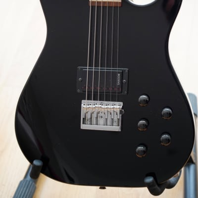 Shadow  SHG - P2 80's Black (piezo + pickup EQ5) + hard case for sale