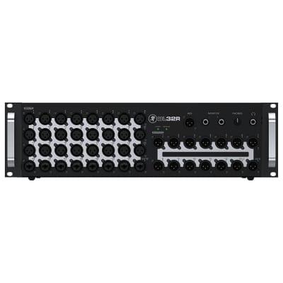 Mackie DL32R 32-Channel Wireless Digital Live Sound Reinforcement Mixer