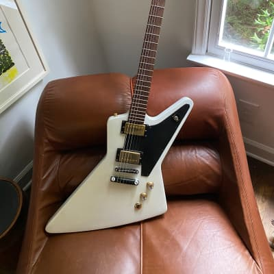 Epiphone Epiphone Gothic Rattle Can White for sale