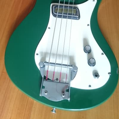 Meazzi Hollywood Diamond Minibass 60ies dark green for sale