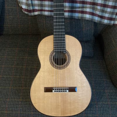 7-String Classical Concert Guitar by Michael Gee 2015 for sale