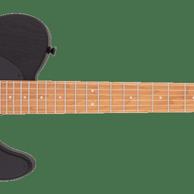 Charvel Pro-Mod So-Cal Style 2 24 HH 2PT CM Ash Black Ash for sale