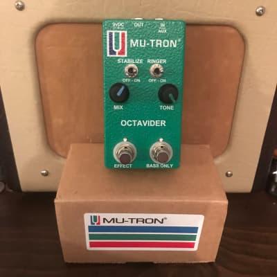 Mu-Tron  Octavider  Limited Edition Green
